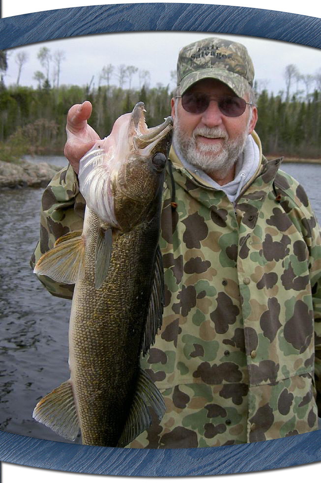 Ontario walleye fishing murray lake cottages oupost camps for Lake murray fishing report